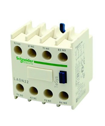 Auxiliary Contact for Contactor Tesys D 2 NO + 2 NC